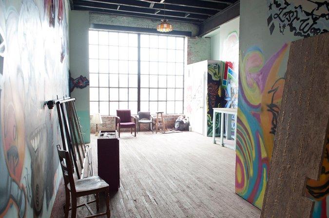 studio 11 on 3rd floor