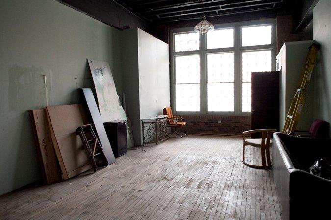 studio 8 - 3rd floor